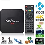 Happytech PRO W Android 7.1 TV BOX 1GB RAM/8GB ROM Amlogic S905W 64 Bit Quad Core Wi-Fi UHD 4K 1080P Smart TV Set Top Box