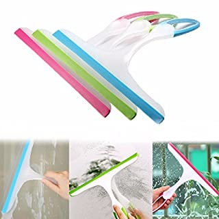 ADAALEN Glass Window Soap Cleaning Squeegee Home Car Window Nettoyage Fog Shower Bathroom Tile Mirror Wiper