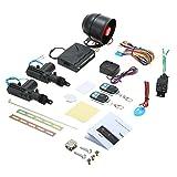 CARGOOL Sistema Seguimiento Automático Seguridad Vehículo Alarma , Negro