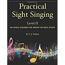Practical Sight Singing, Level 2: An Audio Course for Group or Self Study
