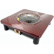 XQ Calentador eléctrico del brasero Estufa de calefacción casera Estufa asada infrarroja lejana Ahorro ...