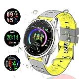 Montre intelligente GPS Bluetooth Étanche Bracelet intelligent Montre avec...