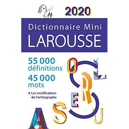 Dictionnaire Larousse Mini 2020