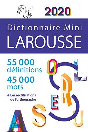 Dictionnaire Larousse Mini 2020 par Larousse
