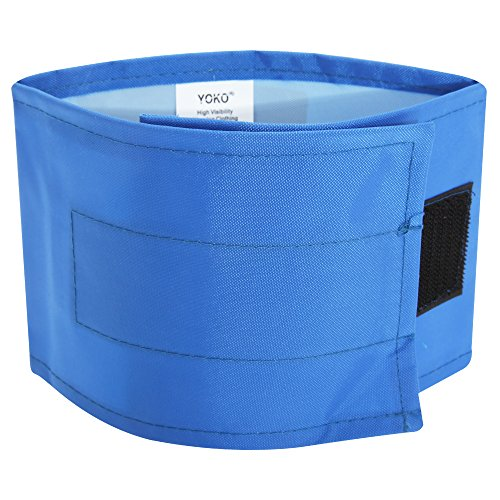 Preisvergleich Produktbild Yoko Hi Vis Armbinde,  wasserfest (L-XL) (Königsblau)