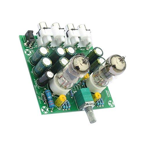 Rokoo Aoshike 6J1 Valve Tube Preamp Galle Buffer DIY Kit Vorverstärker Verstärker Board Kopfhörer Amp Preamplifier