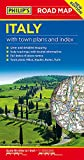 #4: Philip's Italy Road Map (Philips Road Maps)