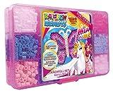 Craze 52403 - Rainbow Beadys Bügelperlen Mia und Me Nachfüll Set, ca. 1800 Perlen