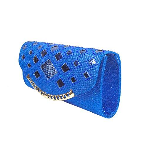 Aimira - Borsa a tracolla donna Blue