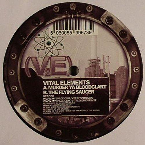 Murda Ya Bloodclart/the Flying [Vinyl Single]