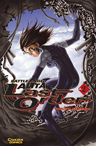 Battle Angel Alita - Last Order, Band 2 (Battle Angel Alita 2)