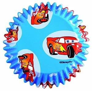 DISNEY CARS - 50 Muffin Papier Förmchen - Lightning McQueen & Freunde - aus USA
