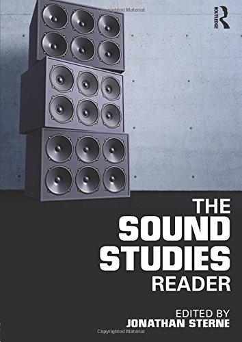 The Sound Studies Reader (2012-06-21)