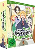 Miss Kobayashi's Dragon Maid - Vol. 1 - [Blu-ray] - Limited Edition + Sammelschuber