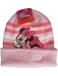 Bonnet Minnie Mouse Disney avec Image Brodée - Marchandise certifiée Disney