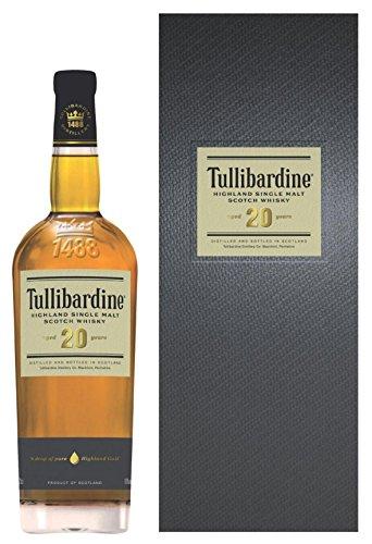 Tullibardine 20 Years Old Highland Single Malt Scotch Whisky - 700 ml
