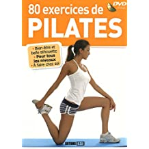80 exercices de Pilates (1DVD)