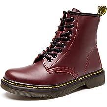 SITAILE Moda Invierno Zapatos Boots Botines Botas de Nieve Botas Para Hombre Mujer