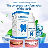 Zahnaufhellung Essence Tooth Reinigung MundhygieneEntfernen Plaque Rauch Kaffee Tee Fleckenentferner Zähne Aufheller Dental