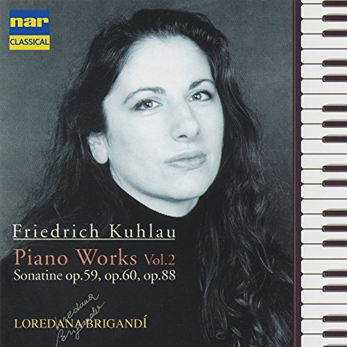 Friedrich Kuhlau: Piano Works, Vol. 2