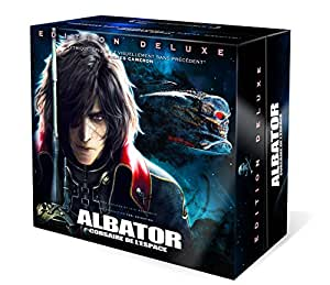 Albator, corsaire de l'espace [Édition limitée numérotée - Figurine & goodies - Blu-ray 3D + Blu-ray + DVD]