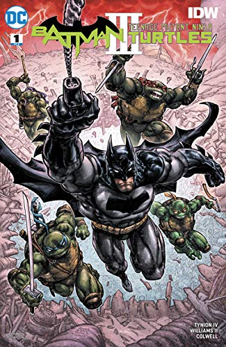 Batman/Teenage Mutant Ninja Turtles III (2019-) #1 (English ...