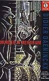 Murder In Memoriam (Mask Noir)