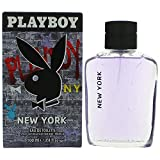 Playboy New York, Eau de Toilette, 1er Pack (1 x 100 ml)