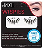 Ardell Wispies Clusters Lashes, 600 Black