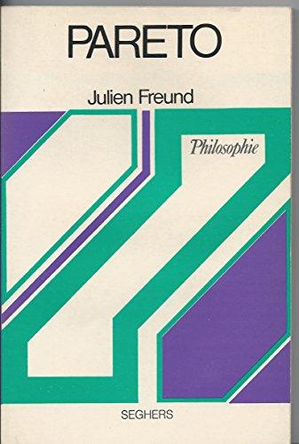 Vilfredo Pareto La théorie de l'équilibre Coll Philosophie Seghers 1974