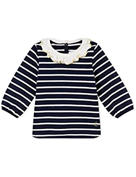 Petit Bateau Baby-Mädchen Langarmshirt