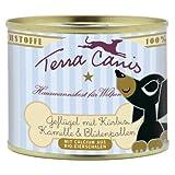 Terra Canis Welpenmenü Geflügel 12 x 200g | Welpenaufzucht - Futter