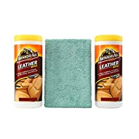Armor All Leather Care Wipes - Pack of 20