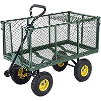 Carro de Arte genérico para Carrito de Carrito Wagon Rden FES, Remolque, para Exteriores, Punta, Puerta, Camping, jardín, Festival, camión, camión