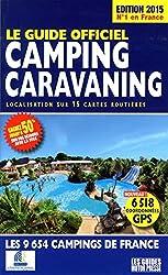 Le guide officiel Camping Caravaning 2015