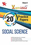 Xam Idea 20 Plus Practice paper SST for 2018 Exam