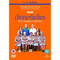 Dinnerladies - Complete Collection (Series 1 & 2) - 3-DVD Set ( Dinner ladies - Season One and Two ) [ NON-USA FORMAT, PAL, Reg.2 Import - United Kingdom ] by Celia Imrie