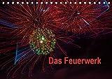 Das Feuerwerk (Tischkalender 2019 DIN A5 quer): Lichtmalerei (Monatskalender, 14 Seiten ) (CALVENDO Spass)