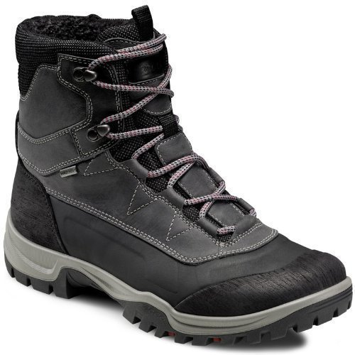 Ecco - Men Xpedition Iii Torre Winter HI Goretex - Couleur: Graphite-Noir - Pointure: 47.0
