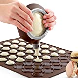 BENHAI 1 STÜCK Brot Schokoladenkekse Silikon Makronen Muffin Backofen Blattmatte Form Backen Lieferungen
