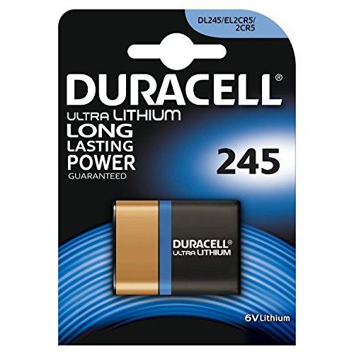 DURACELL Duracell 6v lithium photo 245