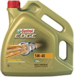 Castrol EDGE Engine Oil 5W-40, 4L