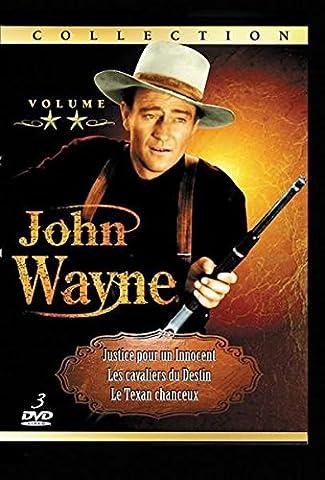 Cavalier Noir Dvd - John Wayne : Justice pour un innocent