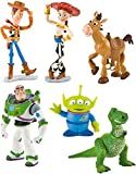Bullyland 6 Figuren aus Toy Story 3