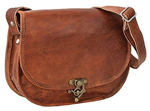 Handtasche Gusti Leder nature