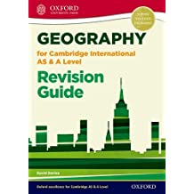 Geography for Cambridge International AS and A Level Revision Guide (Cie a Level)