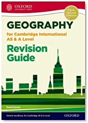 Geography for Cambridge International AS and A Level Revision Guide (International a Level Revision)