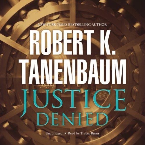 Justice Denied  Audiolibri