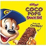 Coco Pops de Kellogg Barres de céréales de lait 6 x...