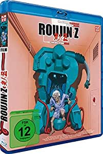 Roujin Z - Blu-ray [Import allemand]